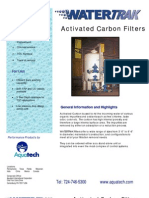 Activated Carbon Filtre