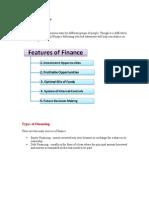 Definition of Financ1