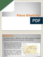 Plane Elasticity