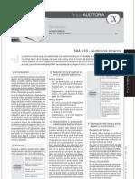 Informe -Auditoria Interna