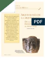 historia de la arqueología mexicana
