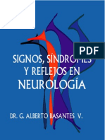 Síndromes, Signos y Reflejos en Neurología
