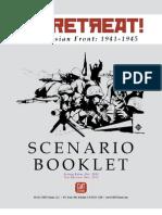 No Retreat! The Russian Front - Scenarios feb 2012