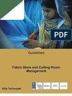 Cutting Room Planning