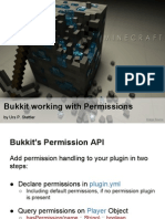 Bukkit Permissions