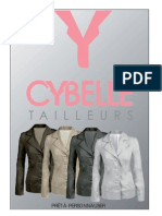 Brochure Tailleur Femme Montreal