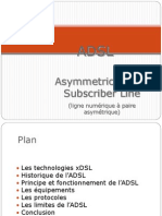 Presentation ADSL
