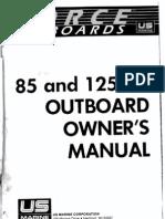 Mercury service manual 40-50-55-60-90 | Internal Combustion Engine on