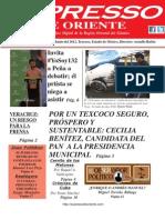 Expresso de Oriente 18 de Junio Del 2012