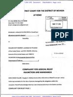 03.28.2012 Complaint.  Attorney Douglas A. Wallace vs Willard Mitt Romney.