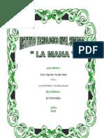 La Globalizacion y Sus Incidencias en Los Paises Latinoamericanos