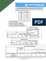 Ejercicios de estadística no parametrica