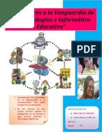 Educadores a la Vanguardia de las Tecnologías e Informática por Nelly Pérez