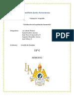 Distribución de la Población Panameña