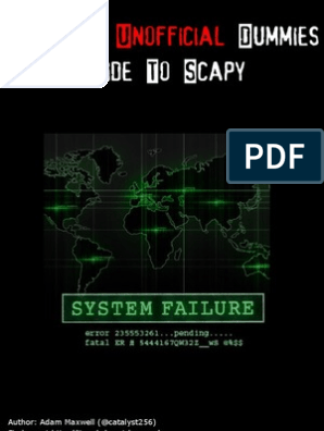 scapyguide1 | Transmission Control Protocol | Port (Computer