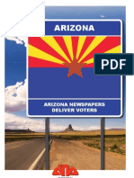 Arizona Newspapers Deliver Voters