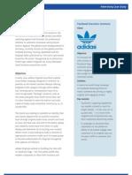 Adidas Originals Facebook Ad Case Study
