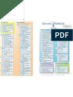 Scrum Checklist Translated Es Ar