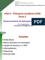 u04 Enterprise JavaBeans(EJB) Parte2