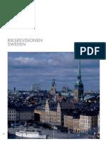 Public auditing in Sweden