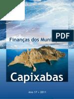 Finanças dos Municípios capixabas_2011