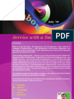 I360 Franchise Newsletter  July