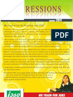 I360 Franchise Newsletter Expressions Jan 2011