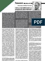 KULTURE Trotsky Stefano Tassinari