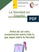 La Navidad en España