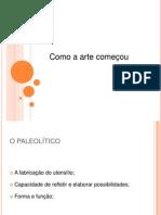COMO A ARTE COMEÇOU (7)