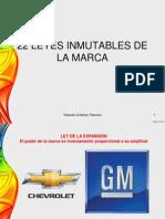 22 Leyes Inmutables de La Marca - Copia