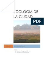 Ecologia Conta