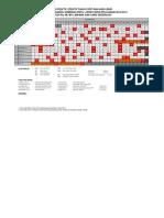 Kalender Pendidikan Tahun Pelajaran 2012/2013 Bid. Mapenda Kanwil Kemenag Prop Jatim
