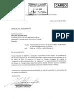 Informe problemática actividad minera en Cajamarca