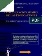 Configuracion Sismica de Las Edificaciones