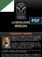 La Revolucion Mexicana
