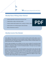 WEEKLY EQUTY REPORT BY EPIC RESEARCH - 18 JUNE  2012
