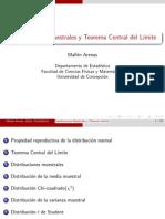 Clase 07 - Distribuciones Muestrales y Teorema Central del Límite