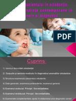 examenul pacientului ortodontic