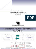 Fourier Descriptor