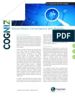 Social Media Convergence and Mobility