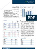 Derivatives Report 18 JUNE 2012