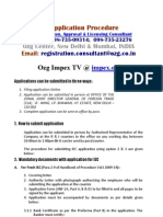 Ozg IEC Impex Business Registration Consultant, Delhi