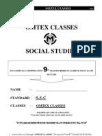 Social Studies SSC MAHARASHTRA STATE BOARD