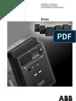 ABB-Installation Manual Emax