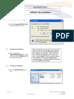 SAPGUI720 Installation Procedure