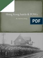 Hong Kong Battle & POWs