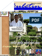 Buletin YSBS Volume III