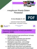 L.02 Pengukuran Kinerja Sistem Perawatan