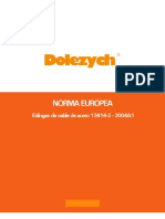 Norma Eslingas de Cable de Acero 13414-2 - 2004A1